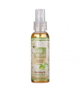 Sabai-arom Jasmine Ritual Moisturizing Oil Spray, 100 ml