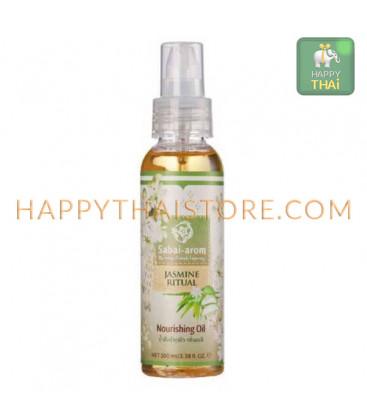 Sabai-arom Jasmine Ritual Moisturizing Oil Spray, 100 ml