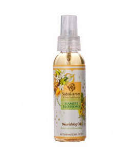 Sabai-arom Siamese Blossoms Nourishing Oil, 100 ml
