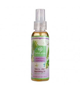 Sabai-arom Homegrown Lemongrass Nourishing Oil, 100 ml