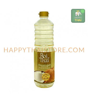 Roi Thai Coconut Cooking oil, 1000 ml
