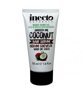 Inecto Увлажняющая сыворотка для кончиков волос на кокосовом масле, 50 мл