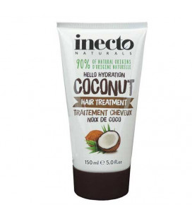 Inecto Naturals Hydration Hair Treatment Coconut, 150 ml