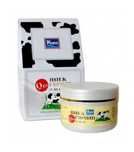Yoko Молочный питательный и омолаживающий крем Q10, 50 г