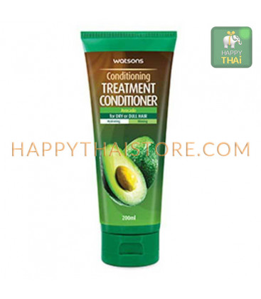 Watsons Conditioning Treatment Conditioner Avocado, 200 ml