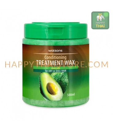 Watsons Conditioning Treatment Wax Avocado, 500 ml