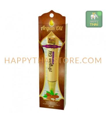 Yoko Anti-Aging Cream for the skin around the eyes Argan Oil, 15 ml